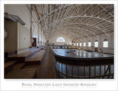 Royal Hamilton Light Infantry Armoury (Light Forger) Tags: city ontario canada money history tourism public infantry museum buildings john photography death fight nikon warm gun remember commerce argyll military hamilton landmarks canadian tourists adventure business explore event entertainment hero conflict rememberance historical guns heroes volunteer loyalist sutherland pastor armour weapons forces bravery businesses weir armed defend institution doorsopen canadianforces uncover loyalists rhli argyllandsutherlandhighlanders johnweir johnweirfootearmoury lightforger 200jamesstreetnorth cwmulligan royalhamiltonlightinfantryheritagemuseum stewartandwhitton