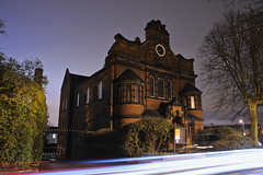 Salem Methodist, Cheslyn Hay 16/03/2013 (Gary S. Crutchley) Tags: street uk travel england urban west colour heritage history church night dark evening town nikon long exposure slow nightscape shot nightshot image time britain united religion great kingdom chapel shutter after salem local nightphoto hay methodist nikkor townscape staffordshire westmidlands vr afs midlands ifed nightimage 24120mm f3556 nightphotograph cheslyn d700