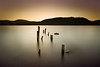 Ullswater (Alistair Bennett) Tags: old longexposure sunset evening nationalpark jetty lakedistrict cumbria ullswater nd30 canonef1740mmƒ4lusm gnd075he