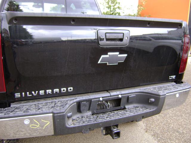 truck bowtie chevy silverado 2013 ltz truckaccessories
