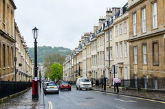 Circus & Gay Street - Bath, Avon, England, UK (Paul Diming) Tags: uk greatbritain england landscape spring bath unitedkingdom avon bathengland gaystreet d7000 avonengland pauldiming