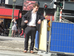 male bulges (fluppes_be) Tags: maninsuit bulge hotguy sexyman hotbloke blacksocks hotman bareleg malelegs manbulge nudehairyleg socksmale manhotsocks nudelegman sexybareleg