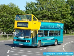 Photo of ARRIVA Buses Wales 3999 - D242 FYM