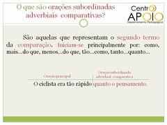 Exerccio orao subordinada substantiva - 57 (AulasApoioCom) Tags: o  que orao exercicios oraes subordinada substantivas substantiva