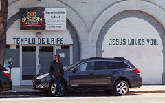 Jesus Loves You (Kelly Mermelstein) Tags: sf ca de la san francisco you jesus mission loves fe templo
