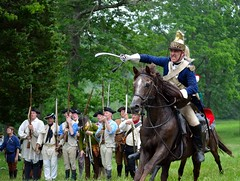 Revolution_112 (Sharp Perspective Photography) Tags: history colonial british reenactment colony musket firelock