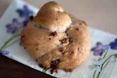 stilton-walnut stuffed buns (dive-angel (Karin)) Tags: walnut 100mm stilton lecker eos5dmarkii stiltonwalnutstuffedbuns stiltonwalnussknoten