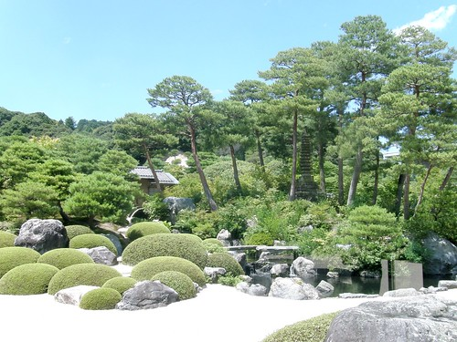 #1179 dry landscape garden (枯山水)