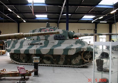 "PzKpfw VI Ausf.B -Tiger II  (6) • <a style=""font-size:0.8em;"" href=""http://www.flickr.com/photos/81723459@N04/9326965869/"" target=""_blank"">View on Flickr</a>"