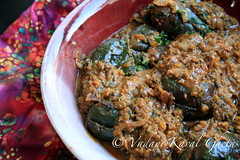 Stuffed eggplants ready (Vadani Kaval Gheta) Tags: special maharashtrian stuffedeggplants