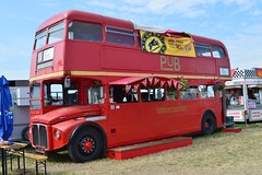 AEC Routemaster (PD3.) Tags: show road uk england bus london buses truck jj pub transport traction engine craft hampshire steam lorry roller trucks routemaster marsh southampton psv pcv rm lorries pimms aec hants netley rml 2416 2013 416d rml2416 rm2416 jd416d