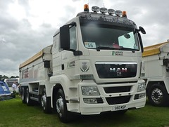 S80 MSP (Cammies Transport Photography) Tags: man tarmac truck scotland transport msp lorry lafarge tgs ingliston truckfest 2013 s80msp