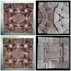 Roadkill rose - Philip Capman-Bell aka Oschene (Monika Hankova) Tags: paper origami tessellation paperfolding folding papercraft