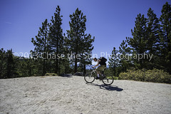 out for a ride (SW23CT (CamsDigitalCanvas.com)) Tags: california road trees boy summer vacation mountain man bike bicycle forest cycling bush ride nevada mountainbike tahoe laketahoe dirt trail biking 2013 nikond7100