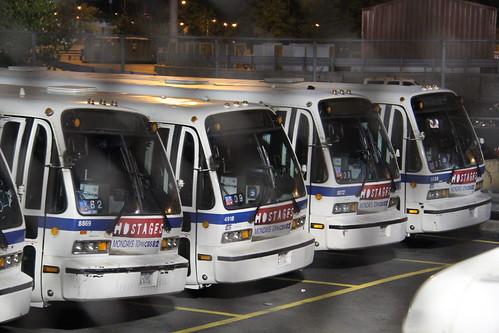 IMG_0483 (GojiMet86) Tags: new york city nyc bus buses casey 1996 1999 depot mta 1998 rts stengel 5028 8869 9272 4918 t80206
