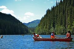 On Gyilkos-t / Red lake, Transylvania (toma foto) Tags: outstandingforeignphotographersvisitingromania