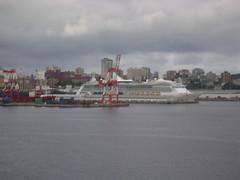Brilliance of the Seas (Sharon Burkhardt) Tags: canada novascotia cruising halifax royalcaribbean grandeuroftheseas