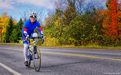 alain (hoan luong) Tags: family autumn color automne river landscape bicycling warm ride group scenic scene historic biking artillery pike sporting paysage vélo dunham tilley stanbridge easterntownship frelighsburg cantonsdel'est velocia rivièreauxbrochets hoanluong tarteausiropd'érable