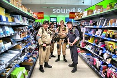 Even The Ghostbusters Need To Shop