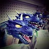 Day 309 (Paul TCB) Tags: blue toy toys lomography dragon toyrus juguetes juguete dinosaurio iphonography uploaded:by=flickrmobile flickriosapp:filter=nofilter