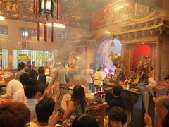 PA130172 (KM Lim) Tags: god buddha buddhist olympus 9th prayers baru emperor ampang e5