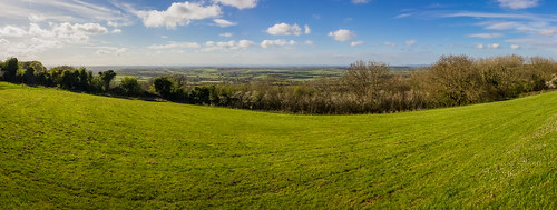 Tog Hill - Bristol - 48.7MP Panorama