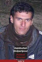 حبیبالله گلپریپور، زندانی سیاسی اعدام شد حبیب الله گلپری پور زندانی سیاسی و از مبارزین جنبش آزادیخواهی کردستان ساعاتی پیش راس ساعت ۱۲ در زندان ارومیه اعدام شد http://j.mp/1d9WHMK (Free Shabnam Madadzadeh) Tags: green love poster photo iran empty seat political pic ایران campaign arman sabz سبز سیاسی صندلی خالی زندانی کمپین zendani کبک jonbesh kabk22 آگاه