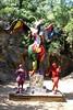 Il Giardino dei Tarocchi: Il Diavolo (+2K views!!!) (El Peregrino) Tags: italy art italia arte devil diavolo diable nikkidesaintphalle capalbio tarotgarden giardinodeitarocchi yourcountry