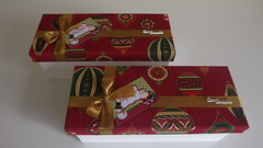 Caixa para mini Chandon natalina (sonhodelembranca) Tags: natal presentedenatal lembrancinhasdenatal lembrancinhadenatal lembrananatalina