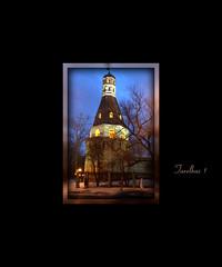 Evening light. (tarelkaz1) Tags: winter moscow memories topshots natureselegantshots naturethroughthelens theoriginalgoldseal mygearandme ipiccy