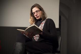 Pogovor z Majdo Kne; brala: Medea Novak