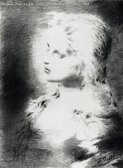 Eugenio Prati La vidi sfolgorante Strenna Alto Adige 1904