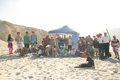 Limpieza Playas Mejillones