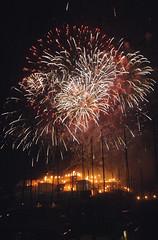 firework (The hope of spring) Tags: light night marseille firework
