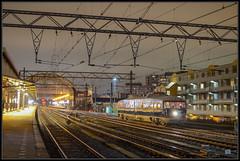 14-01-2014, Haarlem, NS20 (Koen langs de baan) Tags: