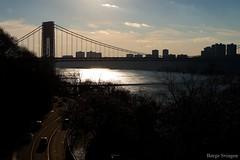 im404590 (bsvingen) Tags: sunset usa sun newyork manhattan forttryonpark afszoomnikkor2470mmf28ged