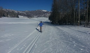 Cross-Country Skiing Near Aspen Colorado - Sno...