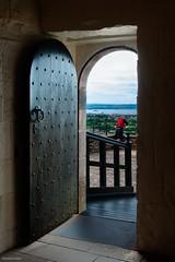 Door -Edinburgh Castle- (Ennio Fratini) Tags: travel scotland edinburgh edinburghcastle unitedkingdom streetphotography olympus viajes ef 2010 e510 zd 1260mm