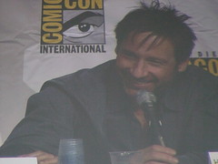 David Duchovany Showtime Anti-hero Panel (MuseLed) Tags: comic day con antihero 1showtime