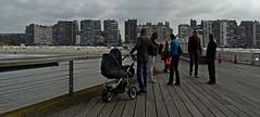 View from Blakenberge Pier (Sony HX300) (markdbaynham) Tags: street camera city bridge pier belgium sony cybershot historic hx superzoom blakenberge hx300v