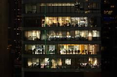 Hong Kong (香港), 25/F, Prince's Building, 10 Chater Road (遮打道10號), December 2013 (Foooootooooos) Tags: night hongkong office workers nikon cityscape nacht bureau central 香港 nuit büro malam chaterroad kantoor kantor buro desvoeuxroad princesbuilding hongkongcentral הונגקונג 德輔道中 гонконг d7000 เขตบริหารพิเศษฮ่องกง sevva 德辅道中 هونغكونغ 遮打道10號
