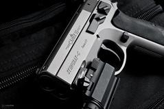 _DSC2197 (Staufhammer) Tags: light black magazine photography 50mm nikon gun desert stingray c tan weapon pistol guns cz handgun clone product 75 copy weapons compact firearm firearms p01 nebo d300 18d nikon50mmf18d cz75 protec fde nikond300 canik canik55 stingrayc staufhammer