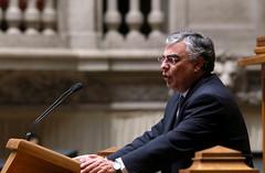 José Matos Rosa na Assembleia da República