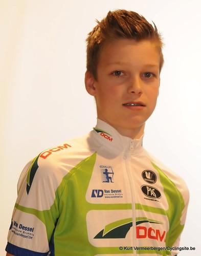 Ploegvoorstelling DCM Cycling Team (18)