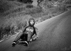 Rafael Fazano (Lan Viana) Tags: brazil classic brasil speed canon saopaulo fast sabre trucks rafael velocity velocidade luge adrenalina orangatang wollong fazano