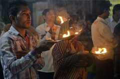 """Lord of ghosts"" (PawelBienkowski) Tags: hinduism puja aarti hinduworship shivaworship"