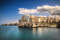 "Vista Polignano • <a style=""font-size:0.8em;"" href=""http://www.flickr.com/photos/92529237@N02/13400796004/"" target=""_blank"">View on Flickr</a>"