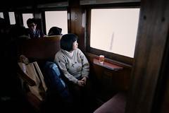a solitary journey (shoshibata) Tags: winter snow train railway 雪 冬 鉄道 列車 津軽鉄道