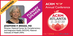 ACRM Plenary Speaker 2017: Josephine Briggs, NIH (ACRM-Rehabilitation) Tags: pirr2017 rehabilitation research science scientificresearch scientificpaperposters sci braininjury speaker symposia plenary