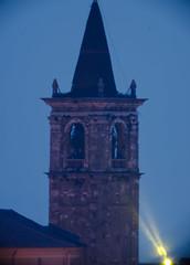 Campanile (G.Sartori.510) Tags: pentaxk1 c11celestron2800mmf10 campanile belltower calmasino